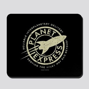 Planet Express Logo Mousepad