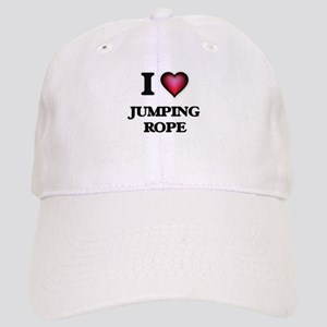 I love Jumping Rope Cap