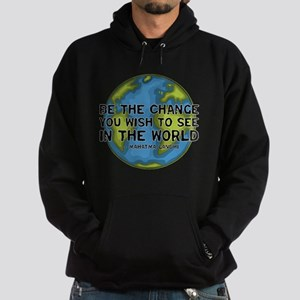 Gandhi - Earth - Change Sweatshirt
