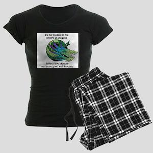 Dragon Crunchies Pajamas