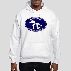 1b18ca0ef3a Sweatshirts   Hoodies. GREAT LAKES SHARK FREE Sweatshirt