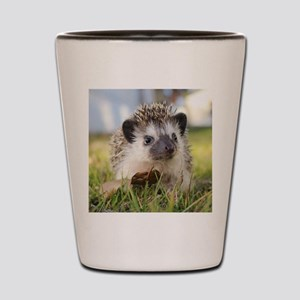 Hedgehog Shot Glass