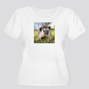 Hedgehog Plus Size T-Shirt
