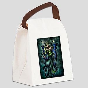 Fireflies Canvas Lunch Bag