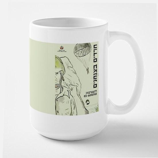 Charaidi Paratroopers Large Mug Mugs