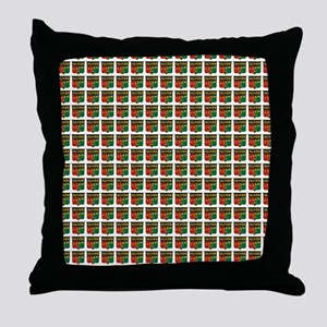 Oliver Farming Throw Pillow