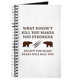 Bears Journals & Spiral Notebooks