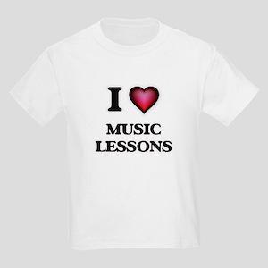 I love Music Lessons T-Shirt