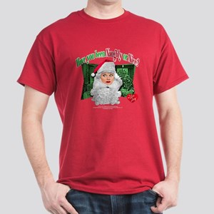 I Love Lucy: Naughty or Nice Dark T-Shirt