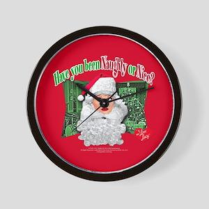 I Love Lucy: Naughty or Nice Wall Clock