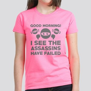 Good Morning Women's Dark T-Shirt