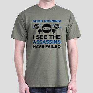 Good Morning Dark T-Shirt