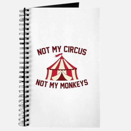 Not My Circus Journal