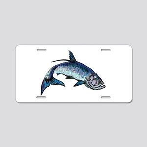 SILVER KING Aluminum License Plate