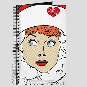 I Love Lucy: Santa Journal