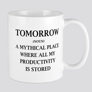 Tomorrow Mug