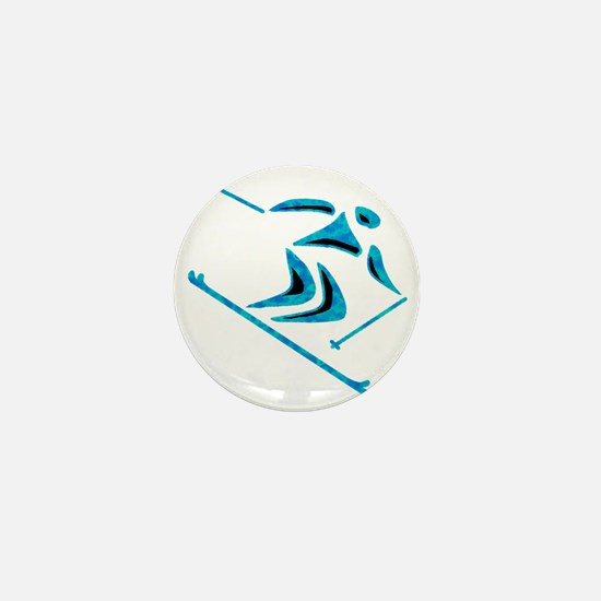 SKI Mini Button