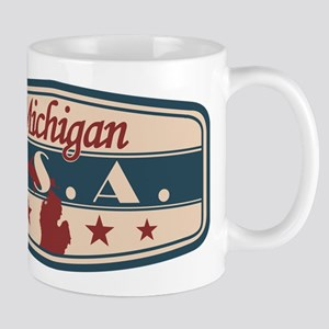 Michigan, USA Mugs