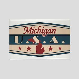 Michigan, USA Magnets