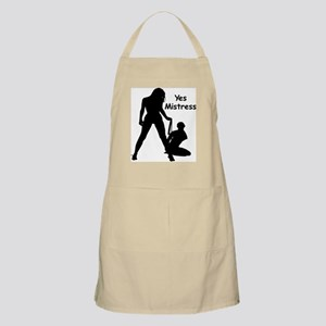 Yes Mistress #0022 BBQ Apron