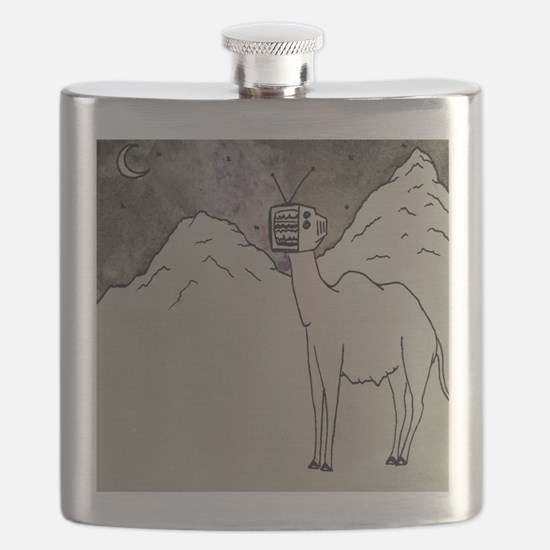 Unique Sage Flask
