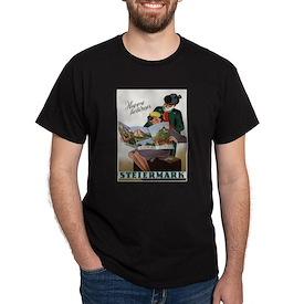 Vintage poster - Steiermark T-Shirt