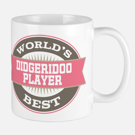 didgeridoo player Mug