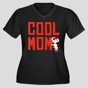 Peanuts Mom Plus Size T-Shirt