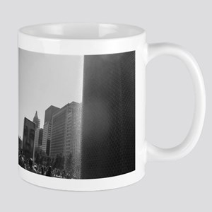 Crown Fountain, Chicago Mug