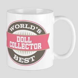doll collector Mug