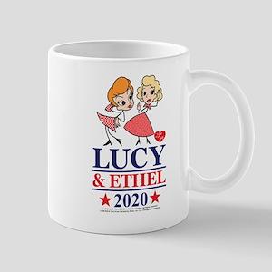 Lucy and Ethel 2020 Mug