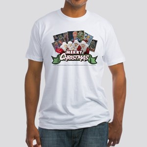 I Love Lucy: Christmas Fitted T-Shirt