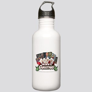I Love Lucy: Christmas Stainless Water Bottle 1.0L