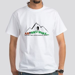 Arthruhike Wht T-Shirt