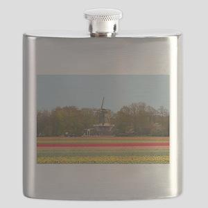 Keukenhof Lisse Holland Flask