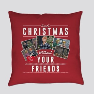I Love Lucy: Without Friends Everyday Pillow