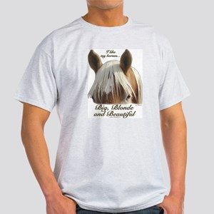 Big Blonde Belgian T-Shirt