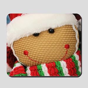 Gingerbread Mousepad