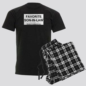 FAVORITE SON IN LAW Pajamas