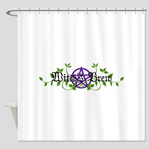 Witchs Brew Shower Curtain