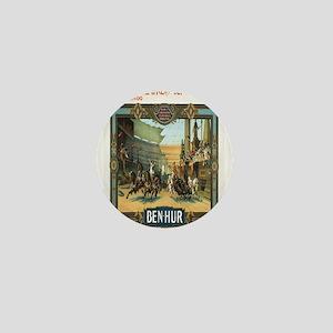 Vintage poster - Ben-Hur Mini Button