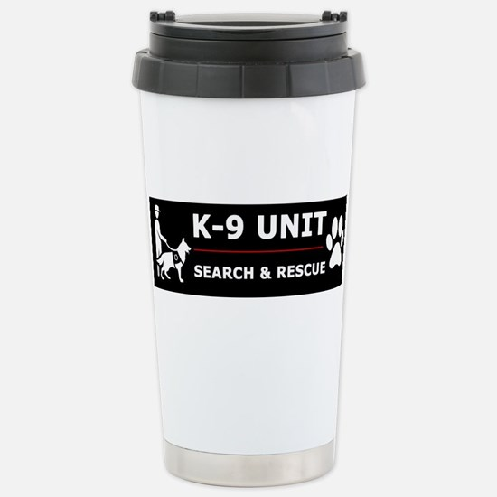 Search And Rescue Stainless Steel Travel Mug