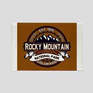 Rocky Mountain Vibrant Magnets