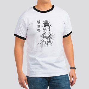 Vintage Guan Yin Ringer T