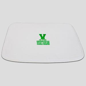 V is for Vegetarian Bathmat