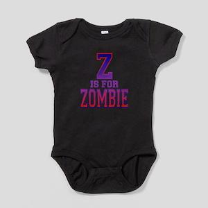 Z is for Zombie Baby Bodysuit