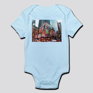 Times Square 1 Body Suit