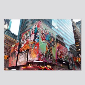 Times Square 1 Postcards (Package of 8)