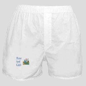 Please Spoil Kaleb Boxer Shorts