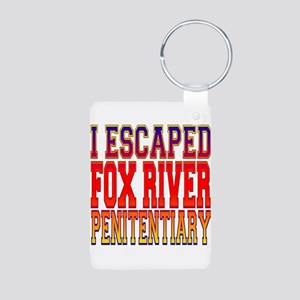 I Escaped Fox River Penitentiary Aluminum Phot